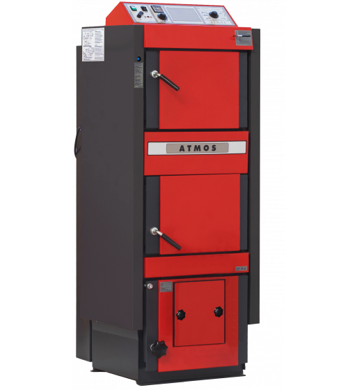 Cazan pe combustibil solid Atmos D18SP