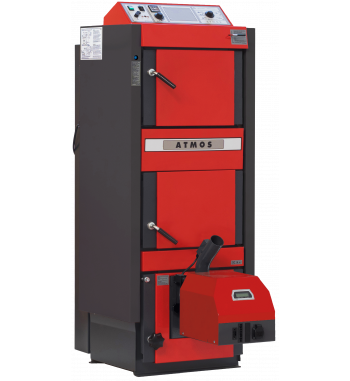 Cazan pe combustibil solid Atmos DC32SP - 2