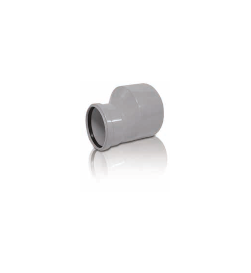 Reductie excentrica PVC-KA 110/50 BTH Ambalaj: 1/50