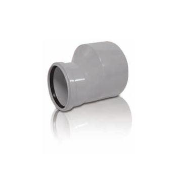 Reductie excentrica PVC-KA 63/50 BTH Ambalaj: 1/100