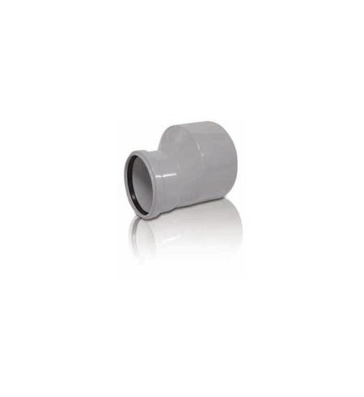 Reductie excentrica PVC-KA 110/63 BTH Ambalaj: 1/50