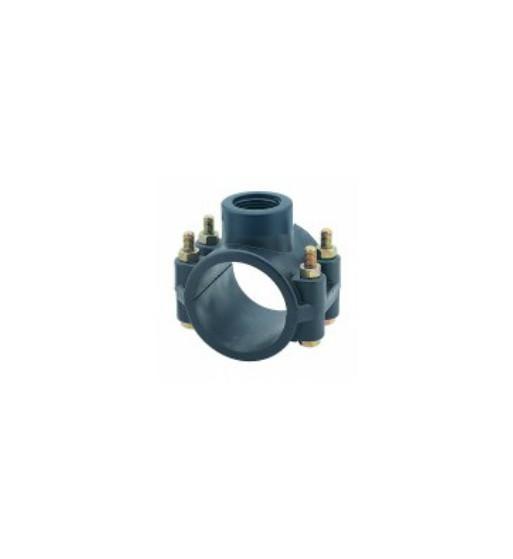 "Colier bransare polietilena STP 90X3/4"""