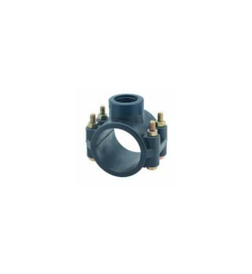 "Colier bransare polietilena STP 63X11/2"""