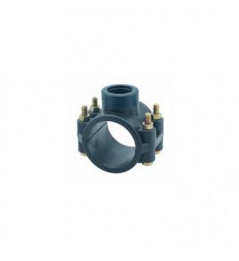 "Colier bransare polietilena STP 90X11/4"""