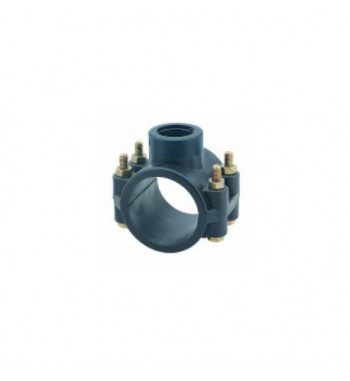 "Colier bransare polietilena STP 90X11/2"""