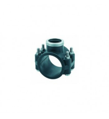 "Colier bransare asigurat polietilena STP 110X3/4"""
