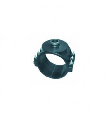 "Colier bransare asigurat polietilena STP 160X2"""