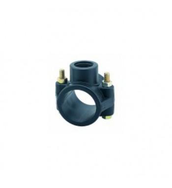 "Colier bransare polietilena STP 40X1/2"""