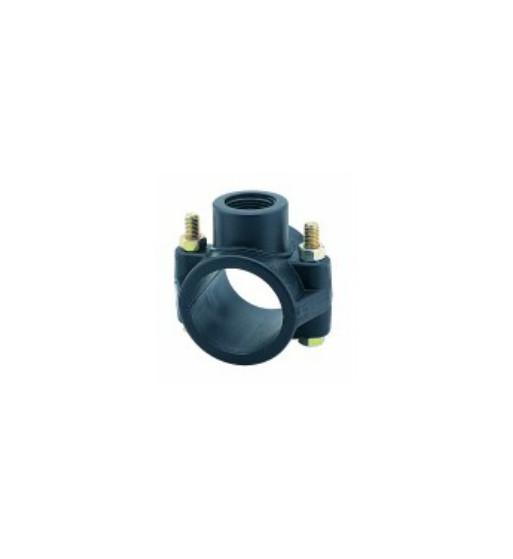 "Colier bransare polietilena STP 50X1/2"""