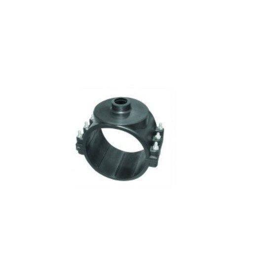"Colier bransare polietilena STP 160X11/2"""