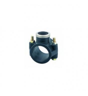 "Colier bransare asigurat polietilena STP 25X3/4"""