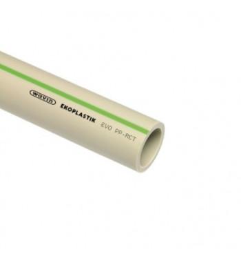 Teava PP-RCT EVO 25X2.8X4000 mm, S4