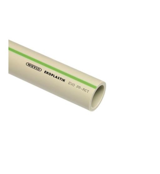 Teava PP-RCT EVO 90X10.1X4000 mm, S4