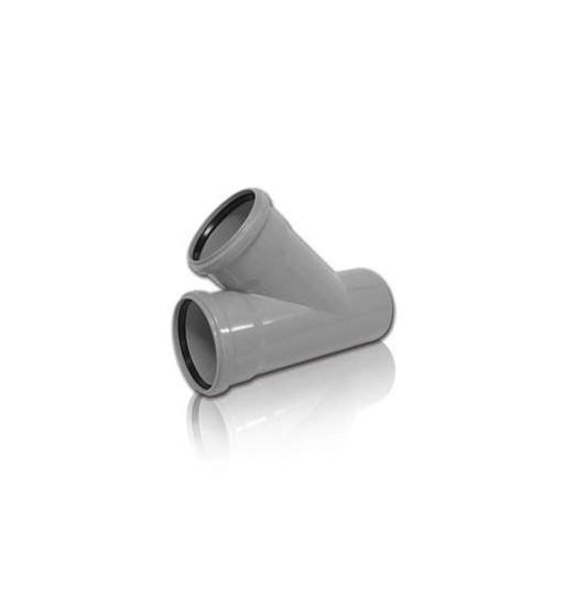 Ramificatie PVC-KA 40/32X45°
