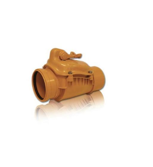 Ventil contra refularii PVC-KG 50