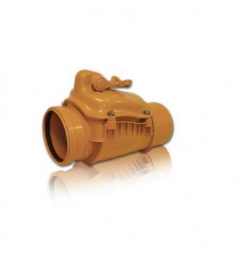 Ventil contra refularii PVC-KG 200