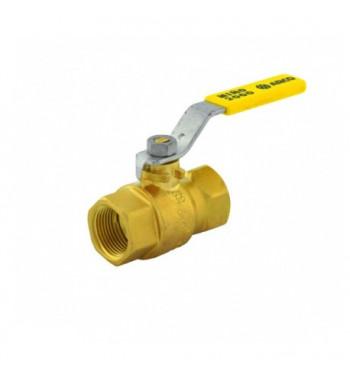 """ROBINET GAZ MINO M-M 3/8"""" MANETA P0101"""