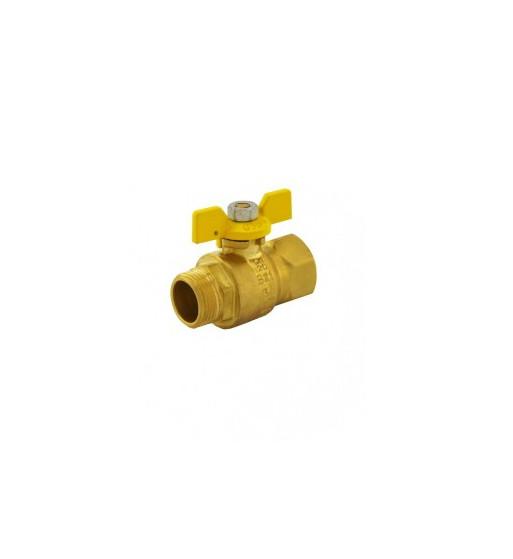 "ROBINET GAZ MINO2000 M-T 3/4"" FLUTURE   M1130CR"