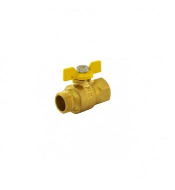 "ROBINET GAZ MINO2000 M-T 1/2"" FLUTURE    M1128CR"
