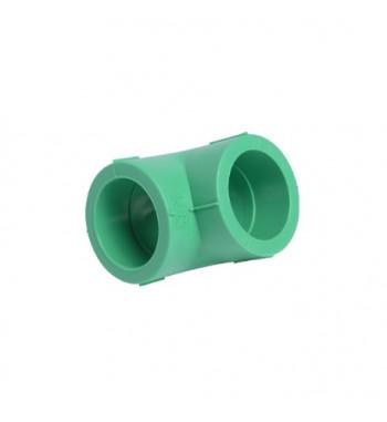 Cot PPR verde int.- int. 25X90°
