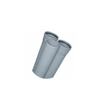 Teava polipropilena cu mufa DN 75-250mm