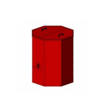 Rezervor peleti Atmos 1000L