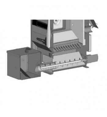Dispozitiv automat de inlaturare a cenusii pentru cazan D50P