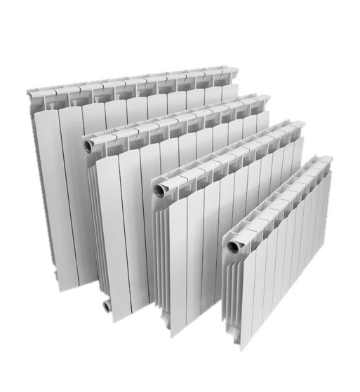 Radiator aluminiu Lipovica Solar 350/80 cu 12 elementi