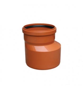 Reductie PVC-KG 125/110
