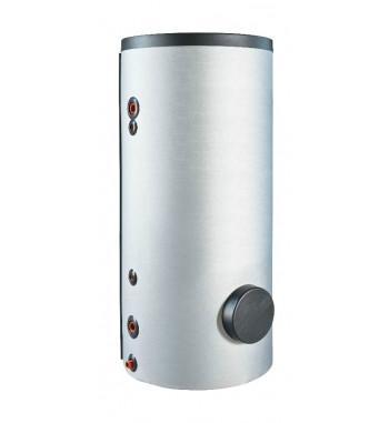 Rezervor de acumulare DZD NADO 500 L, 1 serpentina si boiler inclus 140 L
