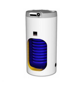 Boiler de sol indirect DZD OKC, 1 serpentina, 125 L, racorduri pe partea superioara, fara flansa