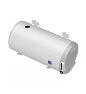 Boiler de perete orizontal electric DZD OKCEV, 125 L, racorduri pe dreapta