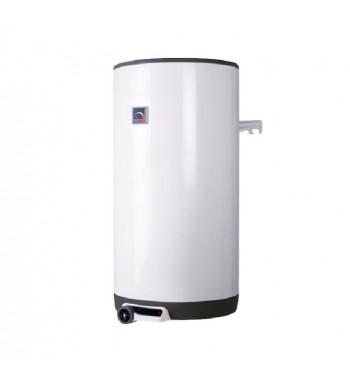 Boiler de perete vertical mixt DZD OKC, 1 serpentina 1m2, 125 L