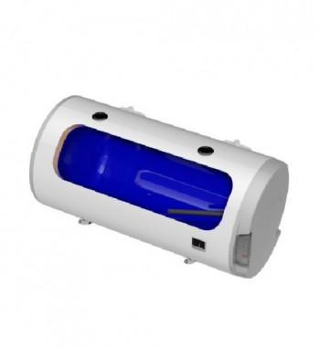 Boiler de perete orizontal electric DZD OKCV, 200 L, racorduri pe stanga