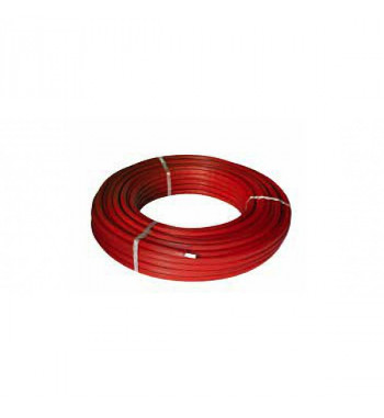 Teava Multistrat Standard Henco 16X0.2, 100 m. izolatie rosie
