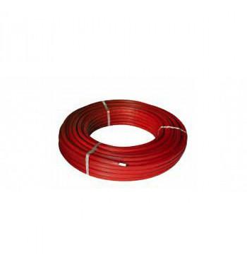 Teava Multistrat Standard Henco 20X0.2, 50 m. izolatie rosie