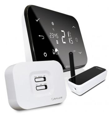 Termostat ambiental IT500, controlat prin internet