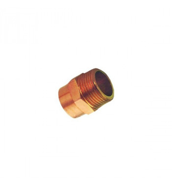 "Adaptor bronz Viega int.- ext. 22x1"""