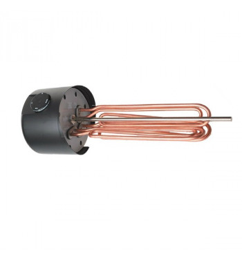 Flansa cu element de incalzire electric incorporat REU 2.5 kW, 230V