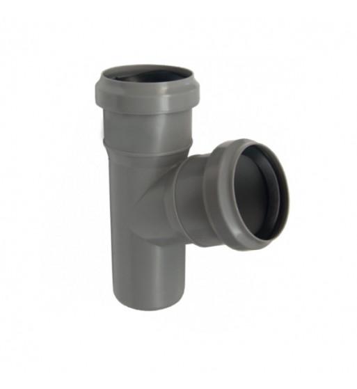 Ramificatie PVC-KA 110/50X67°