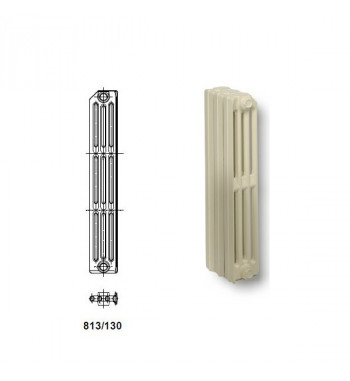 Element radiator fonta Viadrus Termo 813/130 racordare 1""