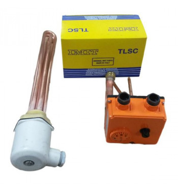 Kit element electric Woody + termostat 2x7.5 kW pt. SN 1000