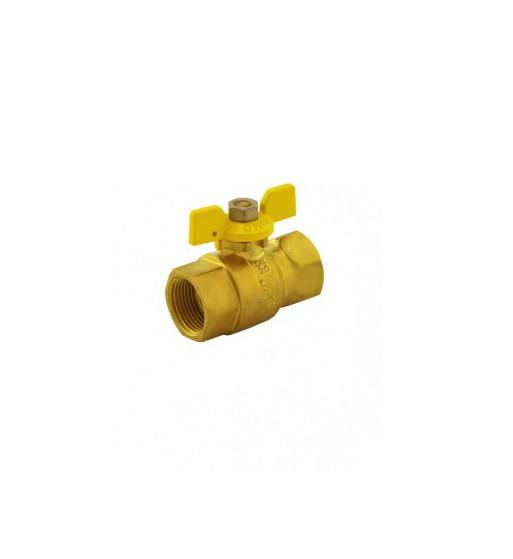 """ROBINET GAZ MINO M-M 3/4"""" FLUTURE     PM103"""