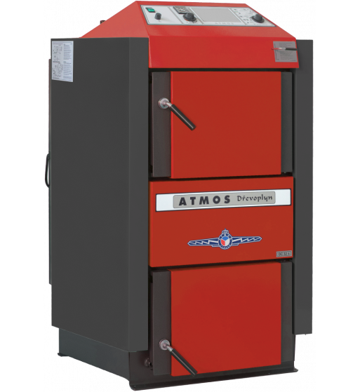 Cazan pe combustibil solid Atmos DC40SX