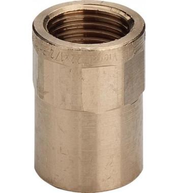 """Adaptor bronz Viega int.- int. 22x1/2"""" 101664"""