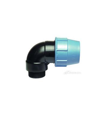 COT 90 FILET EXTERIOR PT. PE 25X3/4     1008025003